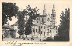 Macon Eglise St Pierre (dos non divisé) - Mâcon