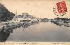 Auxerre Les Bords Del'Yonne - Auxerre