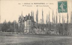 Chateau De Montastruc Mouleydier - Mouleydier