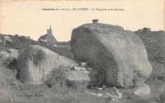 Lannion Le Yaudet La Chapelle Et Les Rochers - Lannion
