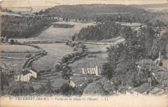 Chaumont Vallee De La Suize A L'Ouest - Chaumont