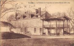 Issoudun Le Chateau De Frapesles - Issoudun