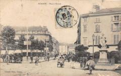 Roanne Place D'Armes - Roanne