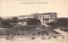 La Ciotat Plage Golf Hotel - La Ciotat