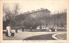 Metz Esplanade Et Palais De Justice - Metz