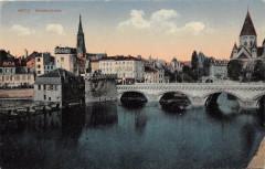 Metz Mittelbrucke - Metz