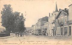 Saint Mihiel Rue De La Gare(Dos non divisé) - Saint-Mihiel