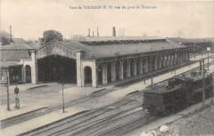 Gare De Vierzon P.o.vue Toulouse (Train - Vierzon