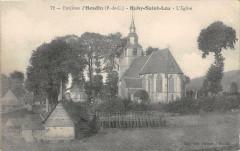 Environs D'Hesdin Huby Saint Leu L'Eglise - Hesdin