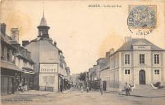 Dozule La Grande Rue - Dozulé