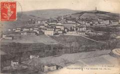 Villecheneve Vue Genarale - Villechenève