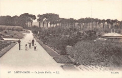 Saint Omer Jardin Public - Saint-Omer