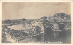 Soissons Les Ponts De L´AISNE - Soissons