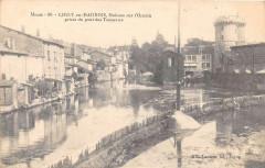 Ligny En Barrois Maisons Sur L'Ornain Pont Tanneries - Ligny-en-Barrois