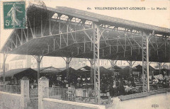 Villeneuve Saint Georges Le Marche 94 Villeneuve-Saint-Georges