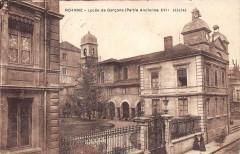 Roanne Le Lycee Garcons - Roanne