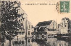 Villeneuve Saint Georges Chateau Du Moulin 94 Villeneuve-Saint-Georges