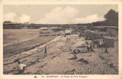 Quiberon La Plage De Port Haliguen - Quiberon