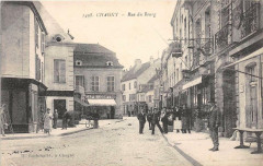 Chagny Rue Du Bourg - Chagny