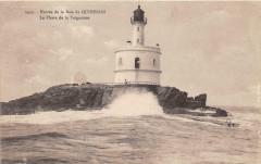 Entree De La Baie De Quiberon Phare Teignouse - Quiberon