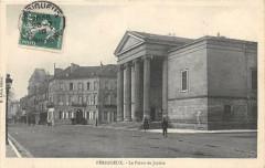 Perigueux Le Palais De Justice - Périgueux