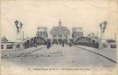 Saint Omer Le Nouveau Pont De La Gare - Saint-Omer