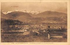 Saint Gironnais Panorama D'Oust - Oust
