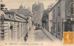 Abbeville La Grande Rue - Abbeville