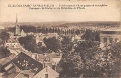 Ecole St Aspais Melun Etablissement D'Enseignement Secondaire - Melun