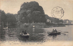 Poissy Devant L'Ile Migneaux - Poissy