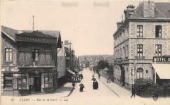 Flers Rue De La Gare - Flers
