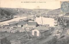 Le Legue Saint Brieuc Le Bassin A Flot - Saint-Brieuc