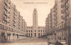 Villeurbanne La Nouvelle Mairie - Villeurbanne