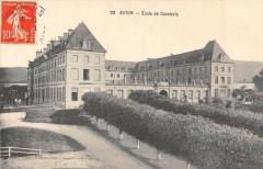 Autun Ecole De Cavalerie - Autun