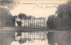 Charbonnieres Le Chateau Vu Du Parc - Charbonnières