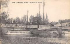 Champagne Les Ponts De L'Huisne - Champagné