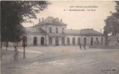Remiremont La Gare - Remiremont