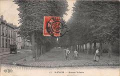 Nangis Avenue Voltaire - Nangis