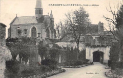 Grancey Le Chateau La Chapelle Du Chateau - Ancey