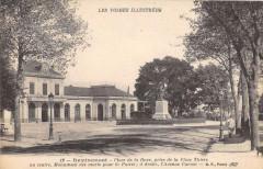 Remiremont Place De La Gare - Remiremont