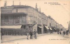 Saint Dizier La Rue Gambetta - Saint-Dizier