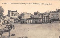 Dax La Fontaine Chaude - Dax