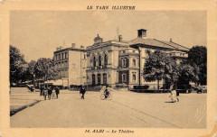 Albi Le Theatre - Albi