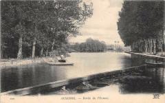 Auxerre Bords De L'Yonne - Auxerre