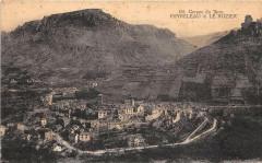Peyreleau Et Le Rozier - Peyreleau