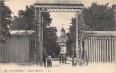 Rochefort Hopital Maritime - Rochefort