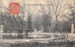 Rochefort Sur Mer Le Jardin Public - Rochefort
