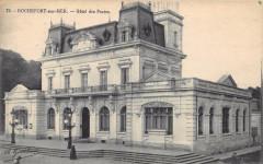 Rochefort Sur Mer Hotel Des Postes - Rochefort