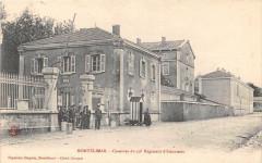 Montelimar Casernes Du 52e Regiment D'Infanterie - Montélimar