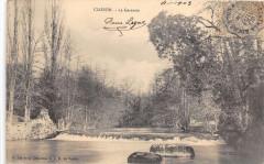 Clisson La Garenne  (dos non divisé) - Clisson
